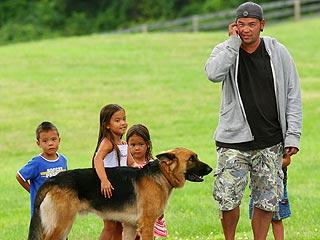 Jon Gosselin's Labor Day with the Kids | Jon Gosselin