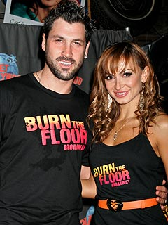 Karina Smirnoff: It's Easy to Stay Friends with Maksim