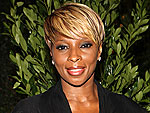 Mary J. Blige Takes a Cocktail Break in Miami | Mary J. Blige