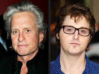 Michael Douglas Coping with Son's Arrest | Cameron Douglas, Michael Douglas