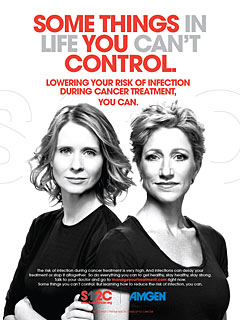 FIRST LOOK: Edie Falco & Cynthia Nixon's PSA