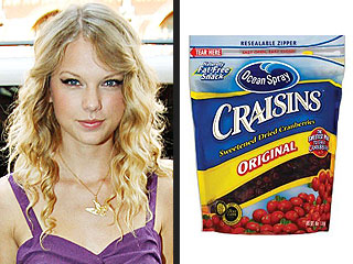 Taylor Swift's Cure-All: Craisins and Kittens