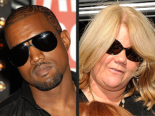 Kanye's Backstage Clash with Taylor Swift's Mom