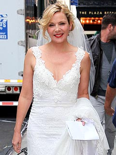 PHOTO: Could Samantha Jones Actually Be Tying the Knot? | Kim Cattrall