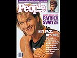 The PEOPLE Covers: Patrick Swayze | Patrick Swayze