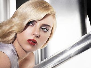 Scarlett Johansson Extends Invite to  Iron Man 2 Premiere