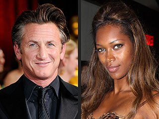 Sean Penn Steps Out with a New Woman