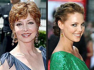 Costar Sharon Lawrence: Katherine Heigl Will Be a Great Mom | Katherine Heigl, Sharon Lawrence