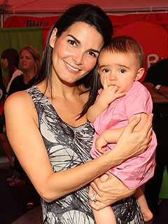 Angie Harmon Misses Boring Moments as a Mom