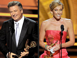 Emmys' Funniest: Alec Baldwin, Toni Collette, Kristin Chenoweth & Jon Cryer | Alec Baldwin, Toni Colette