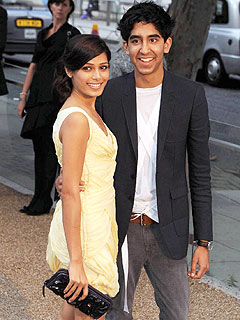 Freida Pinto & Dev Patel Don't Hide Their Love in London