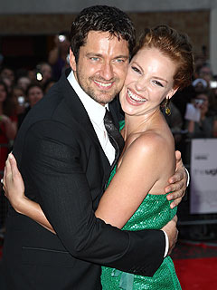 Gerard Butler: Katherine Heigl Will Be an Amazing Mom