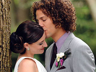 American Idol's Justin Guarini Marches Down the Aisle| Weddings, Justin Guarini