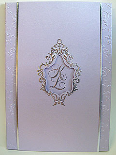 PHOTO: Khloe and Lamar&#39;s Wedding Invite| Weddings, Khloe Kardashian