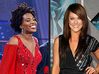 Lacey Schwimmer Will Miss Macy Gray on DWTS