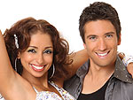 Mya & Aaron Carter Lead on DWTS