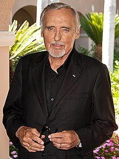 Dennis Hopper Hospitalized with Flu-Like Symptoms | Dennis Hopper
