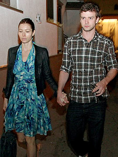 Justin Timberlake and Jessica Biel: Still On