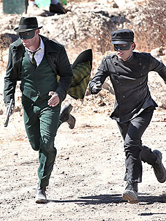 FIRST LOOK: Seth Rogen as The Green Hornet
