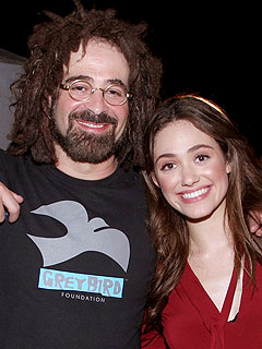 Emmy Rossum: I Get Why Chicks Dig Adam Duritz