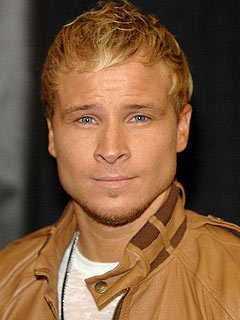 Brian Littrell Has Swine Flu
