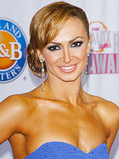 Dancing with the Stars: Karina Smirnoff's Playboy Nudes Cause No Problems