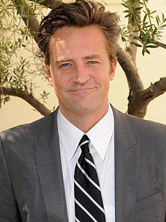 Matthew Perry at 40: Another &#39;Friend&#39; Going Gray