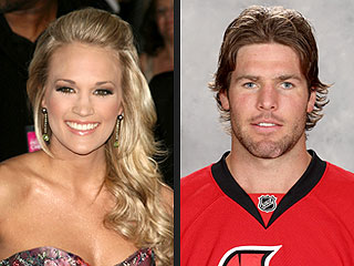 Carrie Underwood on Mike Fisher: It's Love!