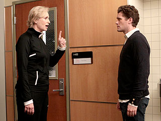 Jane Lynch: Glee&#39;s Post-Super Bowl Episode Is &#39;On Steroids&#39;