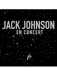 Stream Jack Johnson's Live Album!