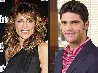 Jennifer Esposito and Mark Philippoussis Are Engaged