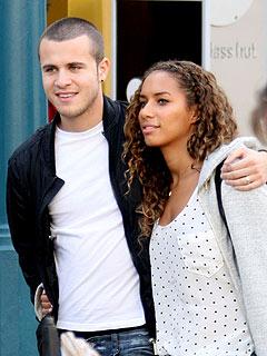 Leona Lewis Defends Electrician Boyfriend | Leona Lewis