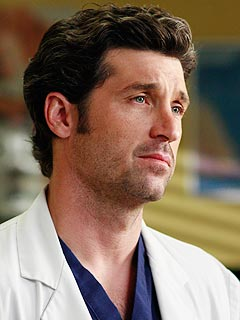 Grey's Anatomy: Derek's Tough Times