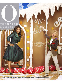 FIRST LOOK: Oprah Winfrey and Ellen DeGeneres Share the Spotlight| Ellen DeGeneres, Oprah Winfrey
