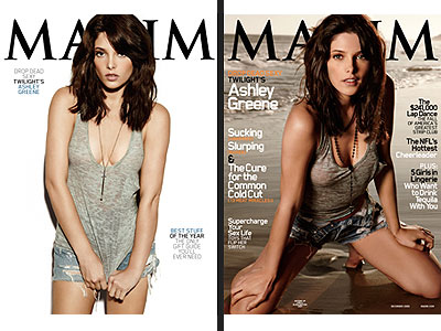 Ashley Greene: Even My Dog Is Famous from Twilight