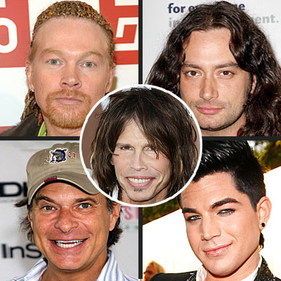 POLL: Who Could Replace Aerosmith's Steven Tyler?