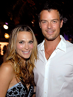 Molly Sims Defends Josh Duhamel