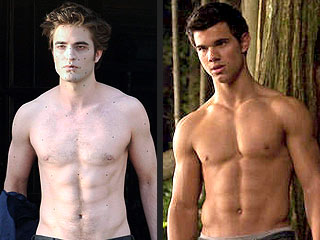 Which New Moon Scene Are You Dying to Watch Again? | Robert Pattinson, Taylor Lautner