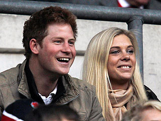 Prince Harry and Chelsy Davy: Out in Public | Prince Harry