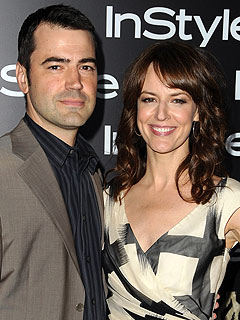 Ron Livingston Gets Married | Ron Livingston