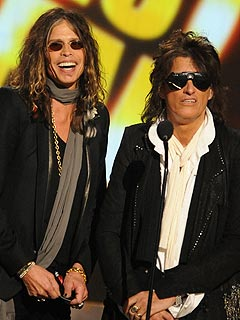 Joe Perry: Fate of Aerosmith Still 'Up in the Air' | Joe Perry, Steven Tyler