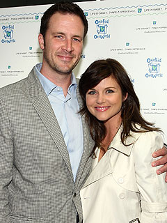 Tiffani Thiessen Is Expecting a Baby