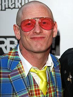 Slipknot Singer Weds In Vegas