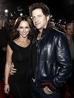 Couples Flock to New Moon After Party | Jamie Kennedy, Jennifer Love Hewitt