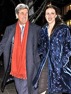 John Kerry: My Daughter Was Not Legally Drunk | John Kerry
