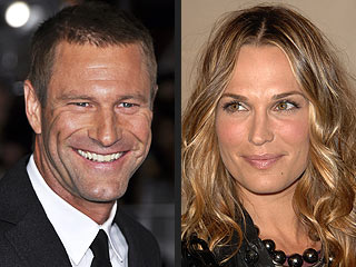 Sources: Aaron Eckhart and Molly Sims a Couple | Aaron Eckhart, Molly Sims