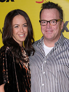 Tom Arnold Ties the Knot Again!