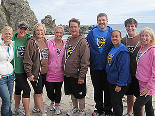 Tara Costa's Biggest Loser Blog: Marathon Time!