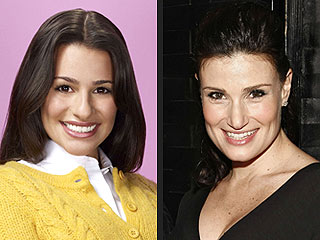 Wicked's Idina Menzel Would 'Love' to Guest Star on Glee