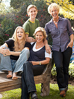 Family Ties's Meredith Baxter: 'I'm a Lesbian Mom' | Meredith Baxter